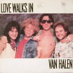 Van Halen Love Walks In