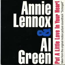 Annie Lennox Al Green Put a Little Love In Your Heart