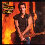 Bruce Springsteen I'm On Fire