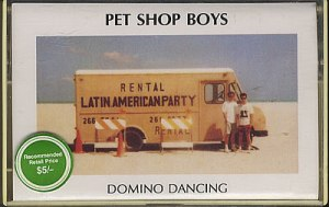 Pet Shop Boys Domino Dancing
