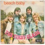 The First Class Beach Baby