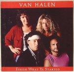 Van Halen Finish What Ya Started