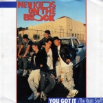 New Kids On The Block - The Right Stuff