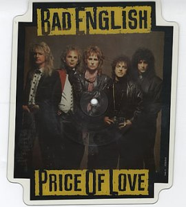 Bad English - Price Of Love