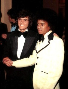 donny osmond mj