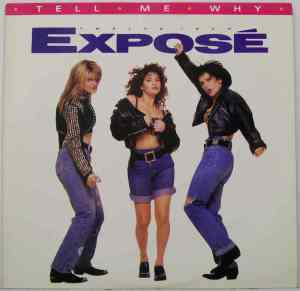 Expose - Tell Me Why