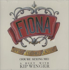 Fiona - You're Sexing Me