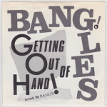 Getting Out Of Hand by Bangles