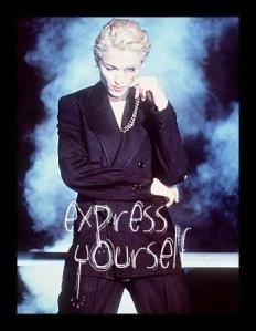 Madonna - Express Yourself
