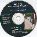 Michael Damian - Was It Nothing At All