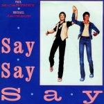 Michael Jackson - Say Say Say