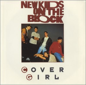 NKOTB - Cover Girl
