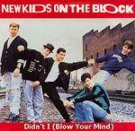 NKOTB - Didn't I (Blow Your Mind)