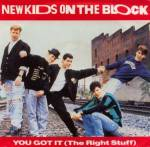 NKOTB - The Right Stuff
