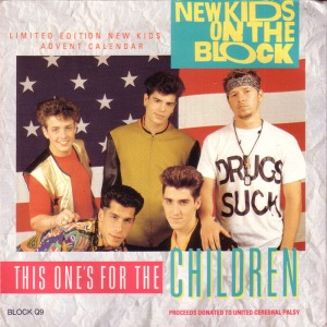 NKOTB - This One's For The Children