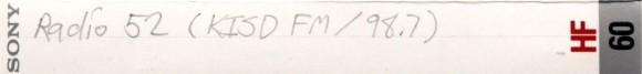 Radio52tapedeck