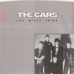 The Cars - You Might Think