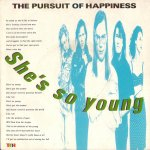 The Pursuit Of Happiness - She's So Young
