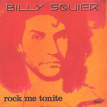 Billy Squier - Rock Me Tonite