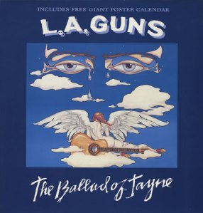 LA Guns - The Ballad Of jayne