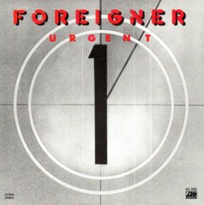 Foreigner - Urgent