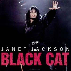 Janet Jackson - Black Cat