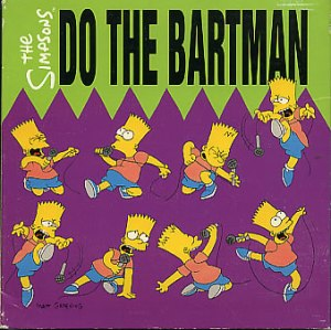 Bart Simpson - Do The Bartman