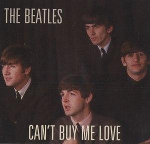 Beatles - Can't Buy Me Love