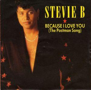 Because I Love You - Stevie B
