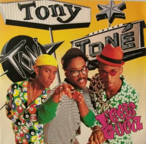 Feels Good - Tony Toni Tone
