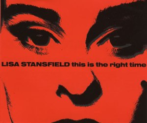 Lisa Stansfield - This Is the Right Time