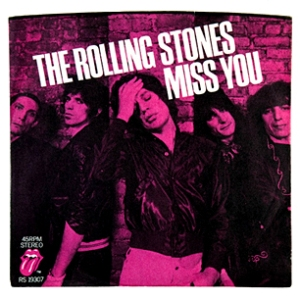 Miss You - The Rollling Stones