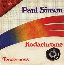 Paul Simon - Kodachrome