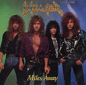 Winger - Miles Away