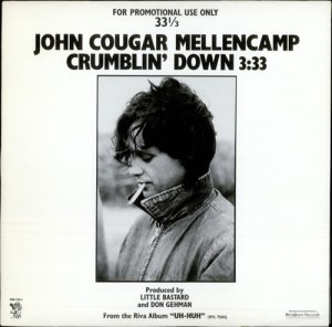 John Cougar Mellencamp - Crumblin' Down