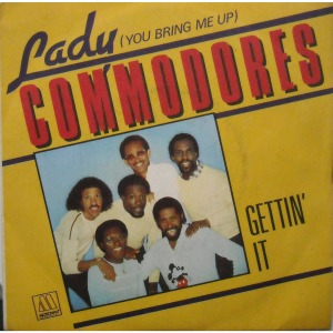Commodores - Lady