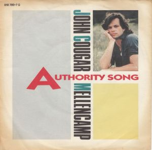 John Cougar Mellencamp - Authority Song