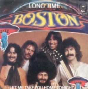Long Time - Boston
