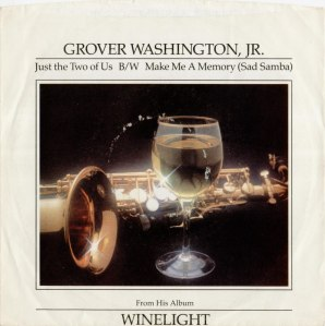 Grover Washington - Just The Two Of Us