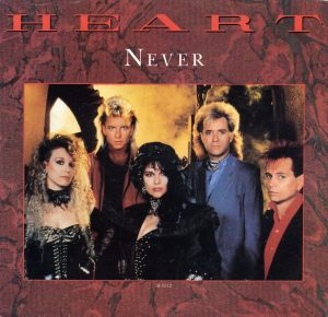 Never - Heart