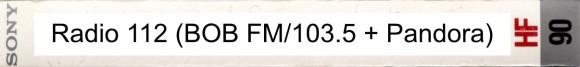 Radio112tapedeck