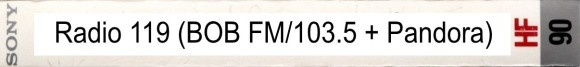 Radio119tapedeck