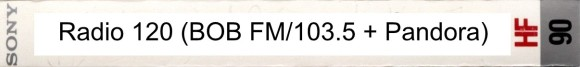 Radio120tapedeck