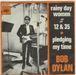 Pledging My Time - Bob Dylan