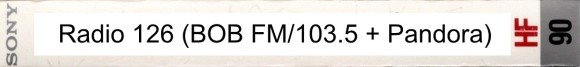 Radio126tapedeck
