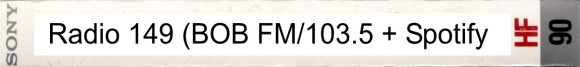Radio149tapedeck