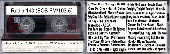 Radio 143