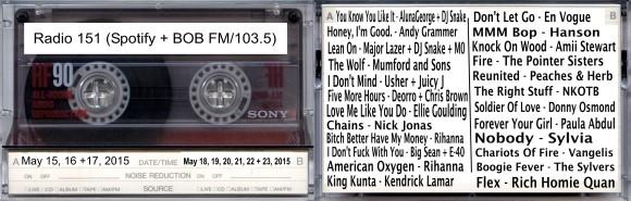 Radio 151
