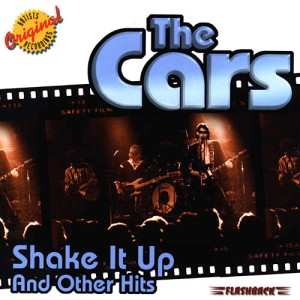 The Cars - Shake It Up