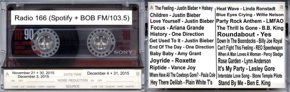 Radio 166